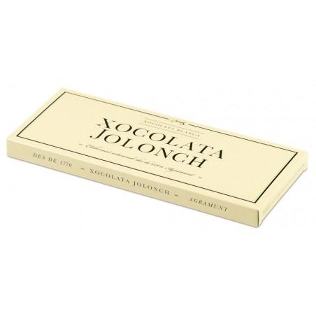 Weiße Schokolade Jolonch...
