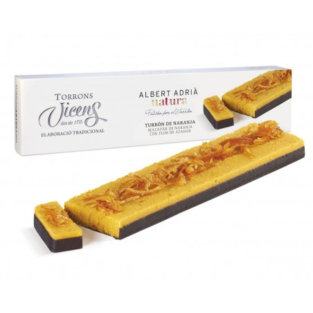 Albert Adrià Orange Nougat...