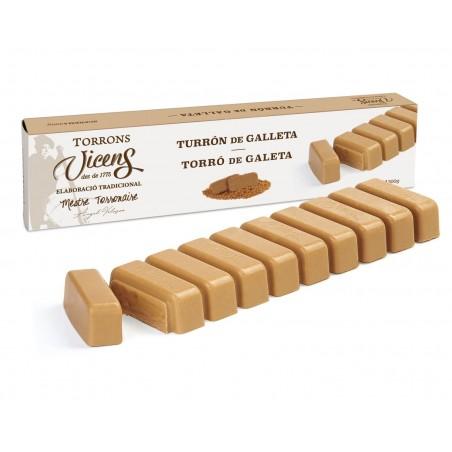 Cookie Nougat em uma caixa...