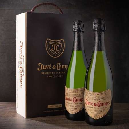 Premium Case 2 Bottles Juve...