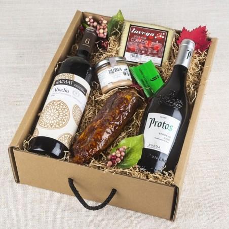 Gourmet Weihnachtskoffer...