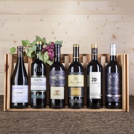 Vinatorio 6 botellas vino...