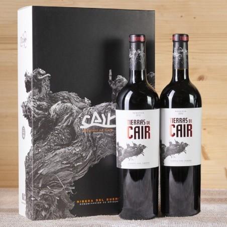 Caisse de vin Cair