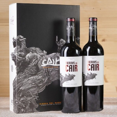 Estuche Vino Cair