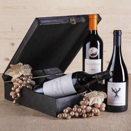 Caixa de vinho Ribera del...