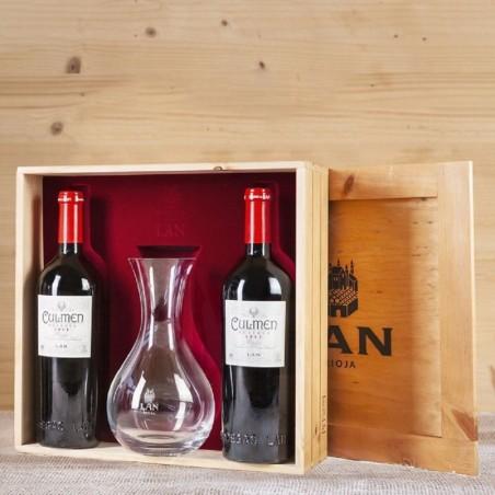 Caixa para vinho Culmen...