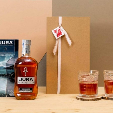 Jura Superstition Whiskey Case