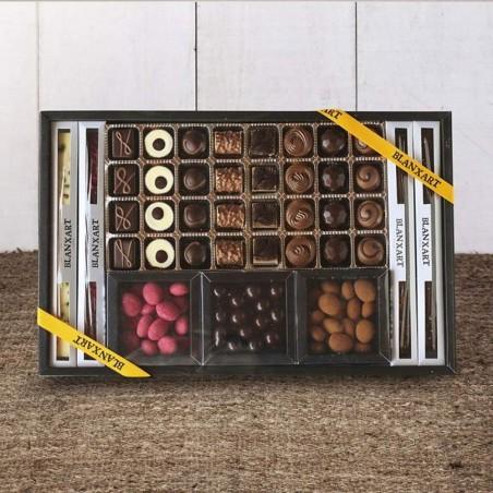 Boîte de chocolat Blanxart