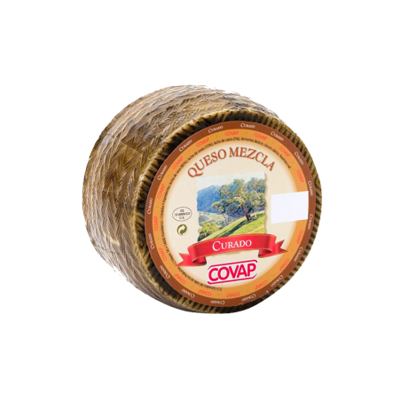 Mélange de fromages affinés...