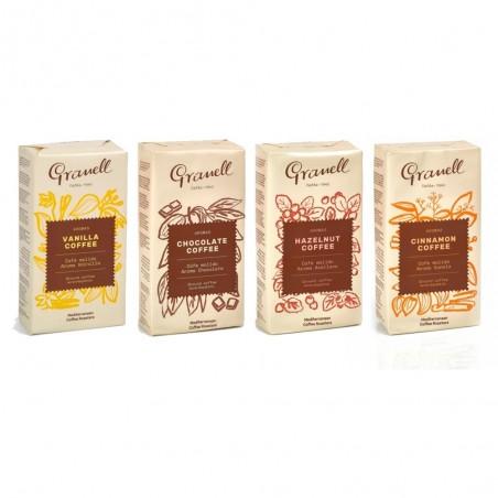 Pack de Café molido Granell...