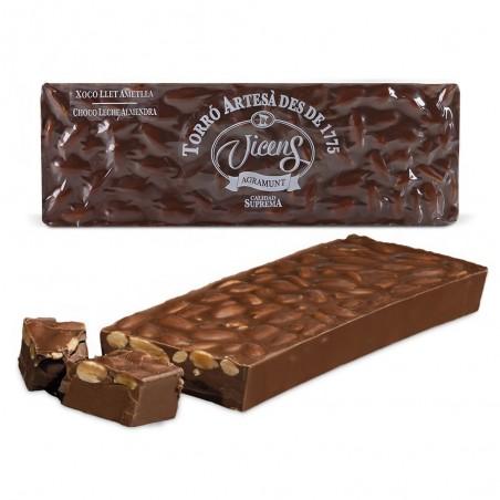 Шоколад Turró с молоком и...