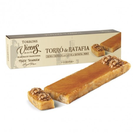 Ratafía Nougat with Walnuts...