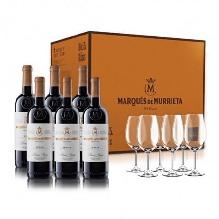 Special case with 6 Marqués...