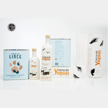 Olive Oil Pack Tierras del...