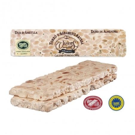 Hard Almond Nougat 300gr...