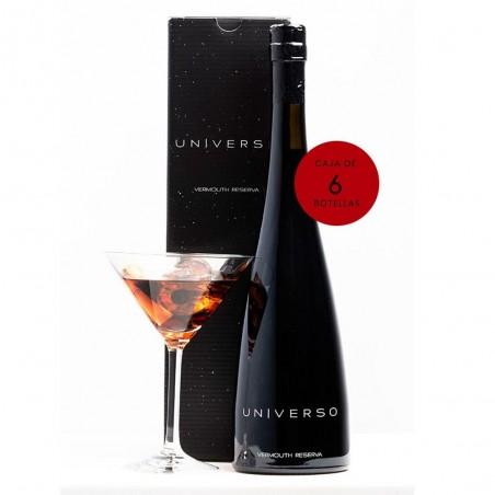 Caja de 6 Botellas Vermouth...