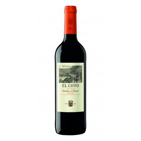 El Coto Crianza Red Rioja