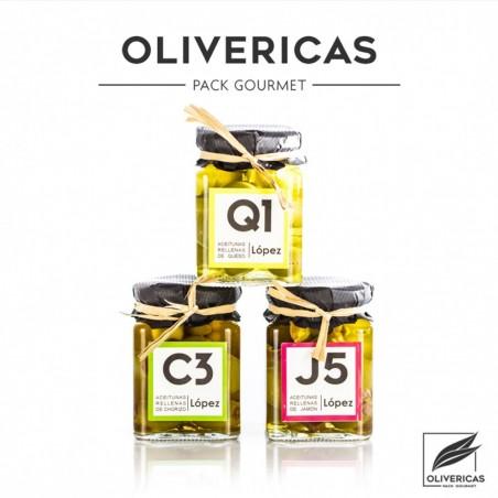 Gourmet Pack of López...