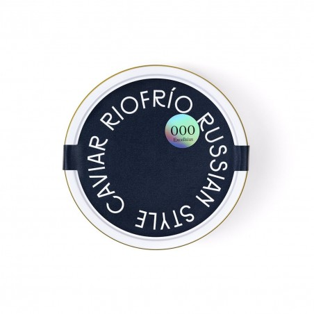 Caviar de style russe...