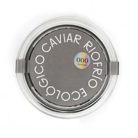 Caviar écologique...