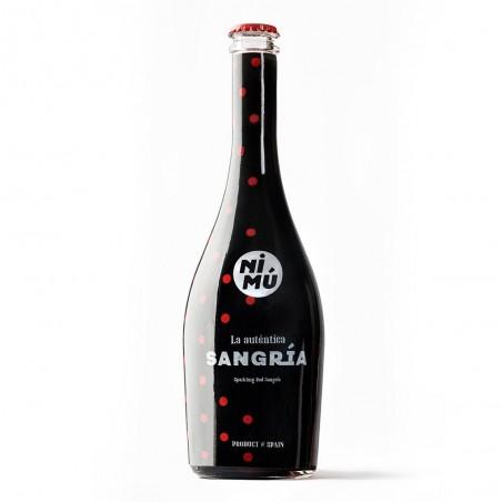Sangría NIMÚ ink 75 Cl bottle
