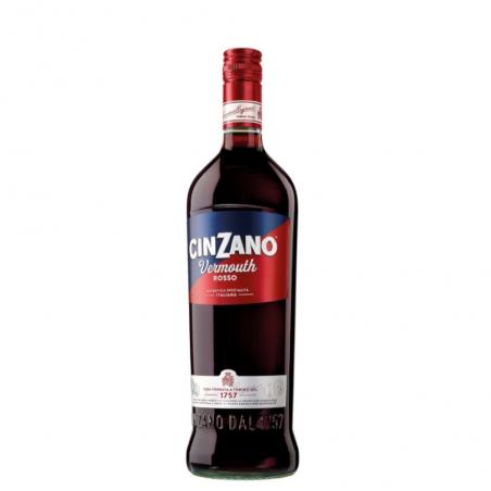 Вермут Cinzamo Rosso Red 0.50л