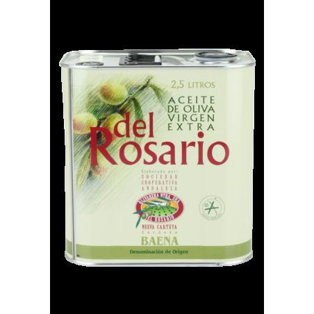 Canette d'huile Rosario...