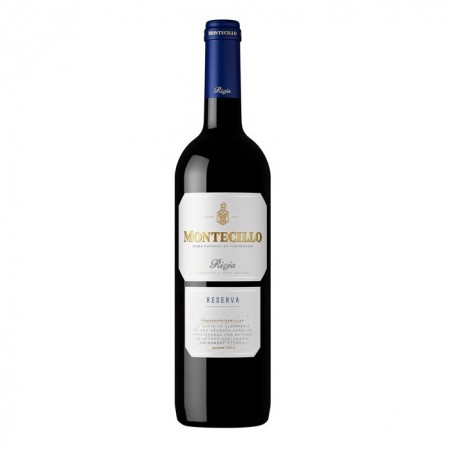 Montecillo Reserva red wine...