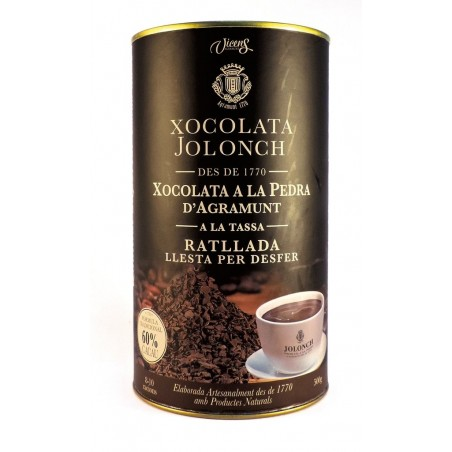 Chocolate Ralado Jolonch 500gr