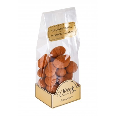 Caramelized Almond Tucanias...