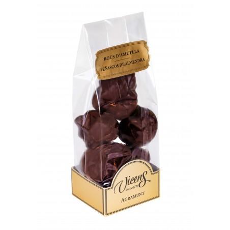 Mandel und Schokolade...