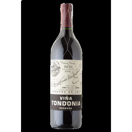 Viña Tondonia Reserva red...
