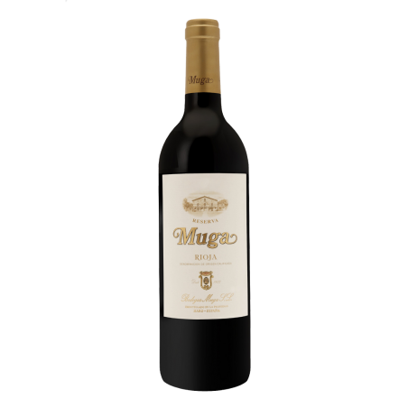 Muga Reserva red wine D.O....