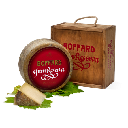 Cheese Boffard of sheep...