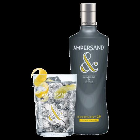 Gim Ampersand Citrus Dry 0,70L