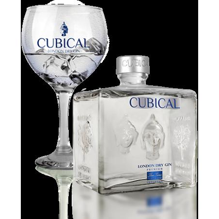 Botanic Cubical Premium Gin...