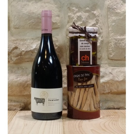 """Pacote """"Taste with Rioja"""""""