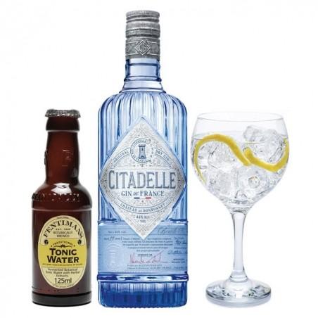 Gin Tonic Citadelle e...