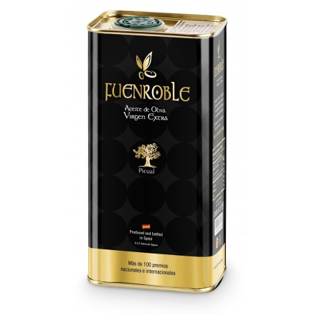 Fuenroble Huile Pack 0.5L...