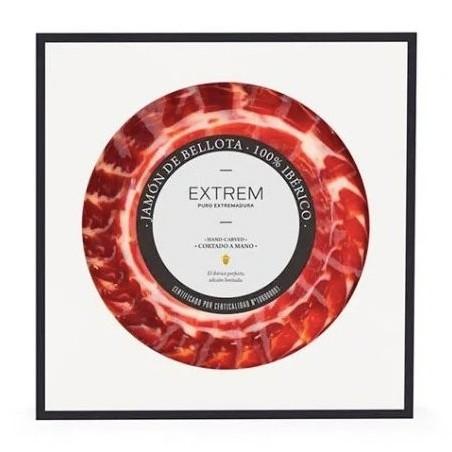 Acorn-fed 100% Iberico Ham...