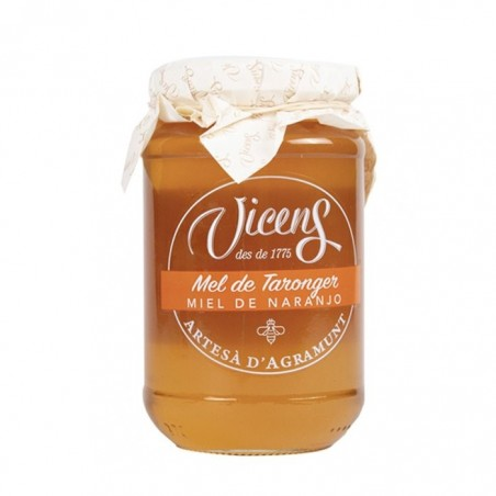 Naranjo Vicens Honey 500gr