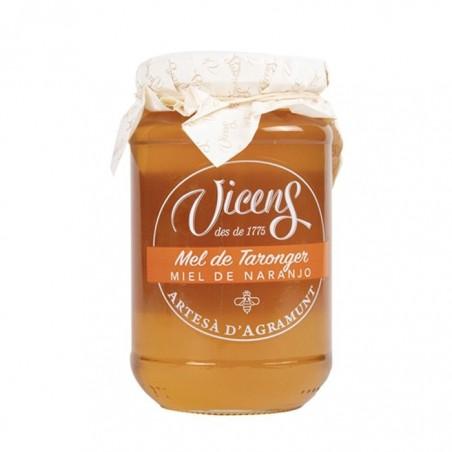 Naranjo Vicens Honig 500gr