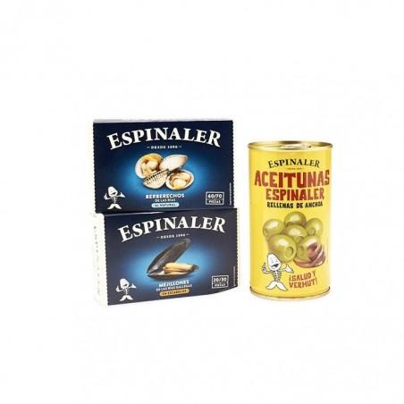 Набор Garbí Espinaler Pack