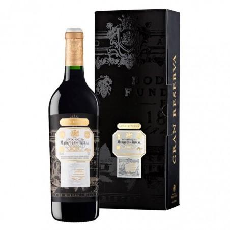 Ящик 1 бутылки Marqués de...