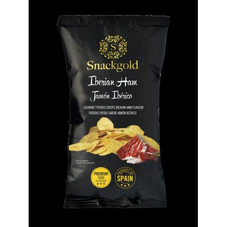 """Patatas Fritas sabor """"Jamón..."""