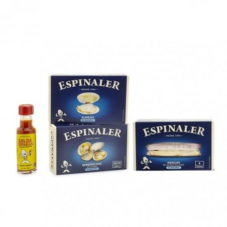 Burriac Espinaler In Pack