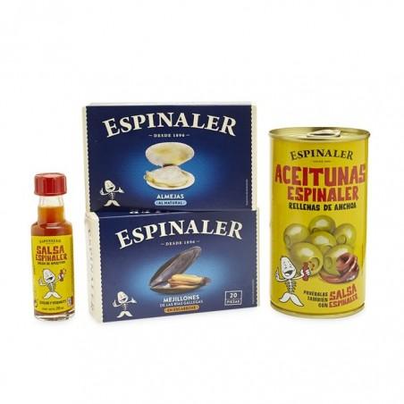 Набор Llebeig Espinaler Pack