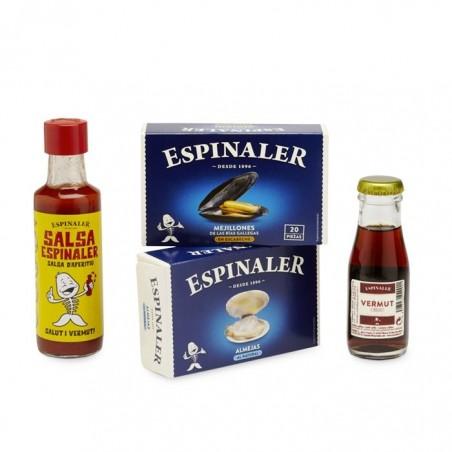 Ponent Espinaler Pack