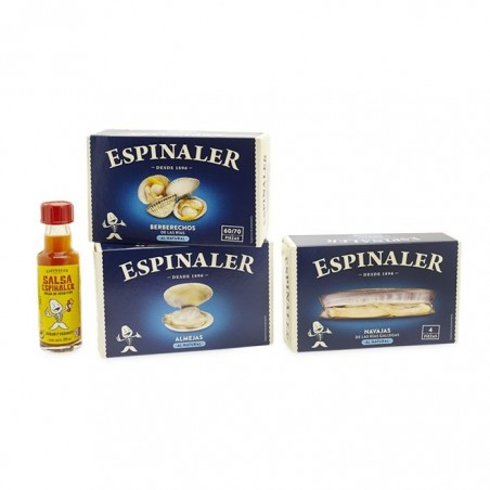 Набор Strepits Espinaler Pack