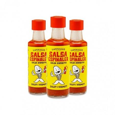 Pack de 3 unités de sauce...
